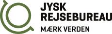Logotyp för Jysk Rejsebureau
